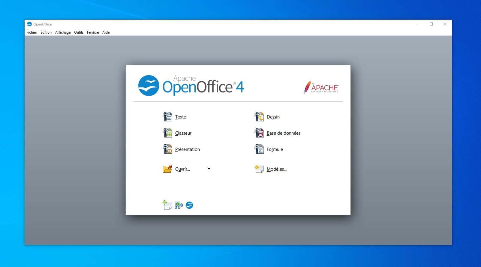 Comment mettre en format paysage sur open office ?