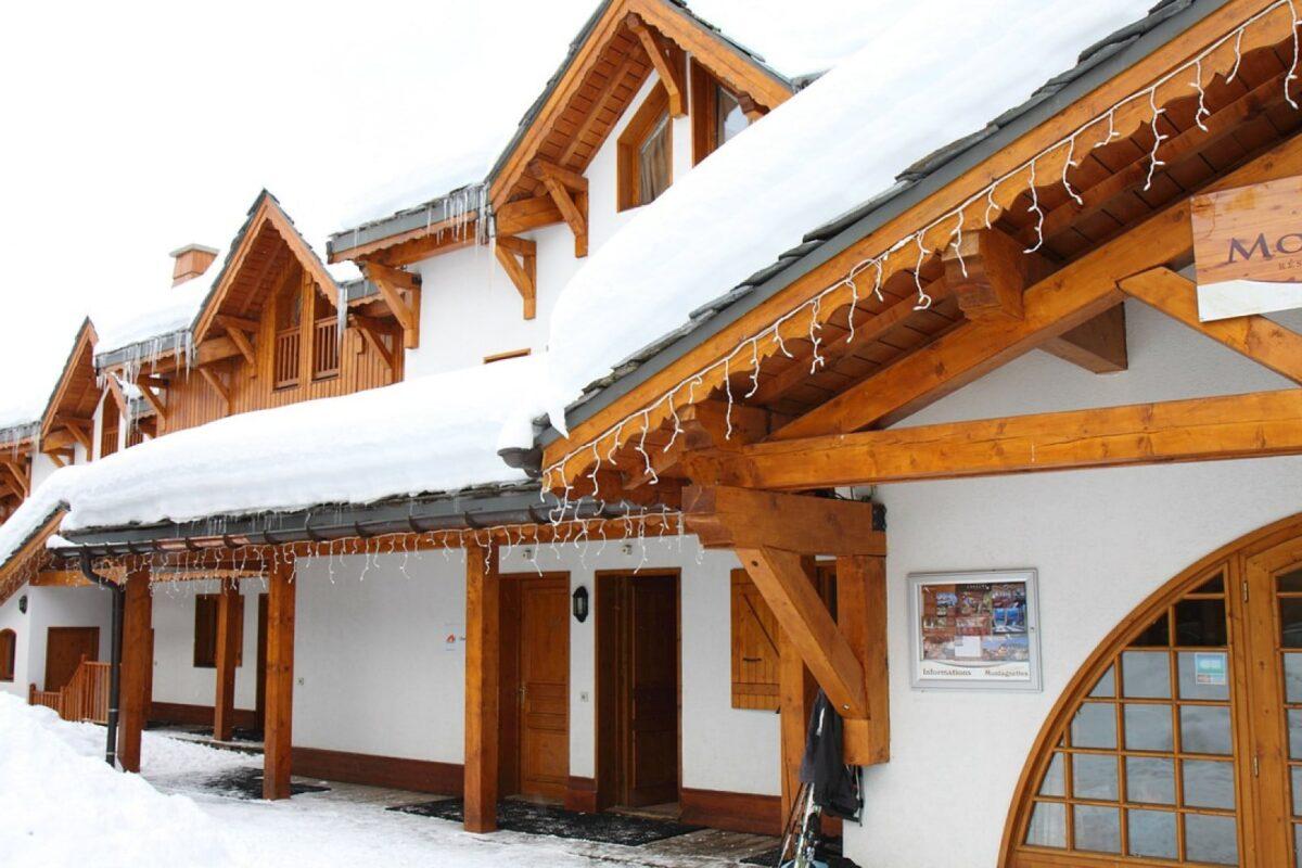 Choisir une location bien située pour vos vacances au ski