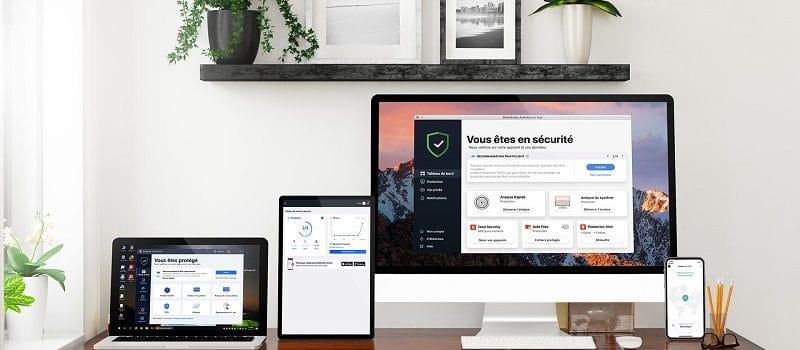 Bitdefender Internet Security pour surfer en toute sécurité