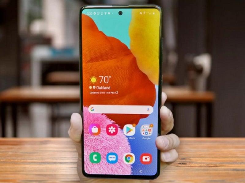 Comment réinitialiser un Samsung