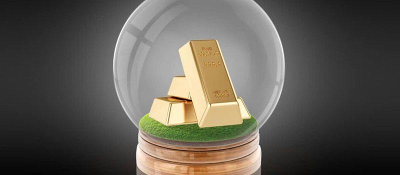 Pourquoi l'or arrive maintenant?