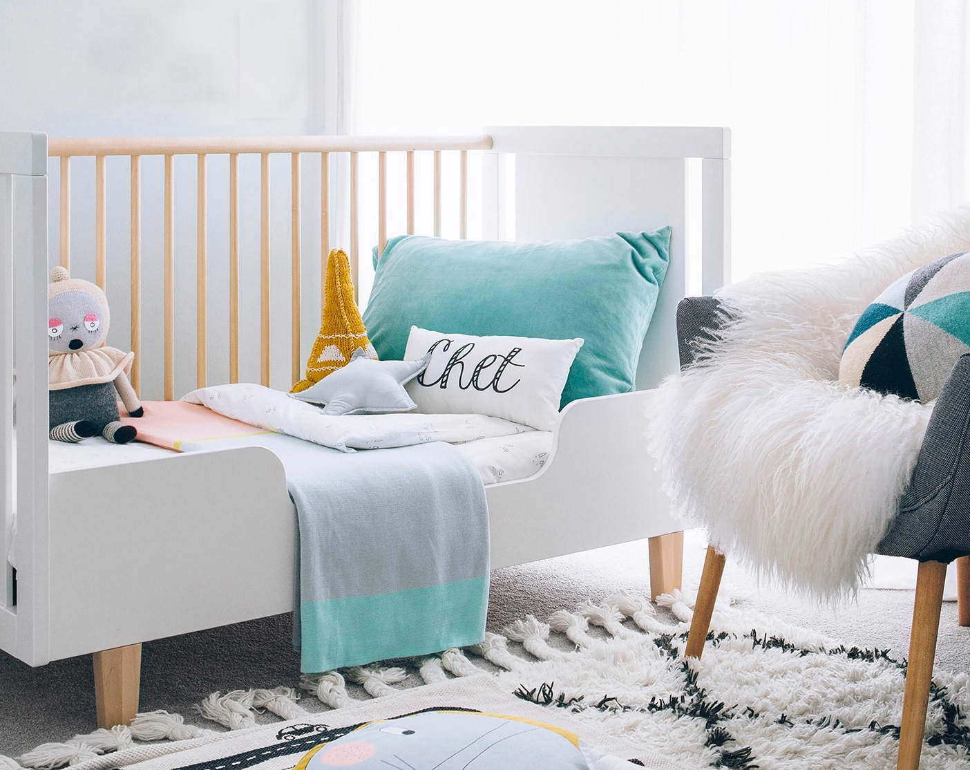 Quel lit après lit bébé?
