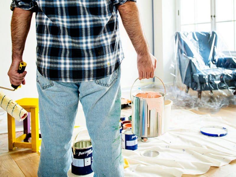 Quelques conseils pour bien peindre sa maison