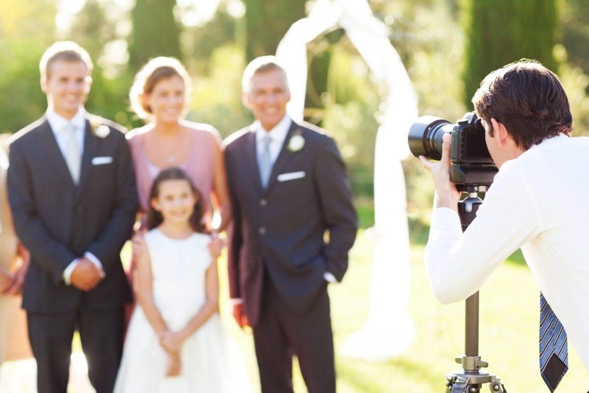 Faire appel à un photographe pour votre mariage