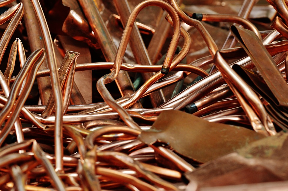 Le rachat de cuivre : un enjeu mondial