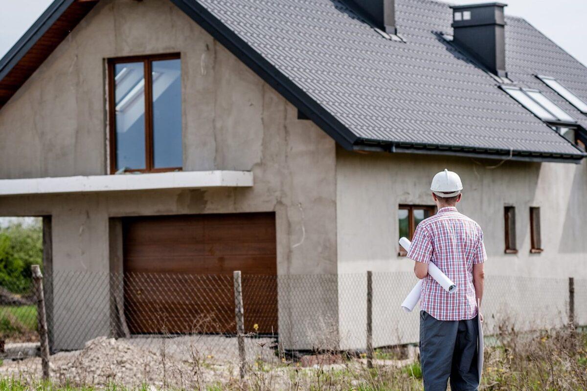 Découvrez les différentes étapes d'une maison clé sur porte