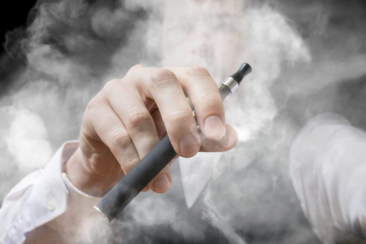 Patch ou cigarette électronique?