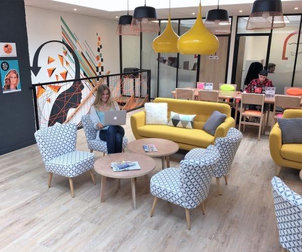 Les espaces de coworking se démocratisent en France
