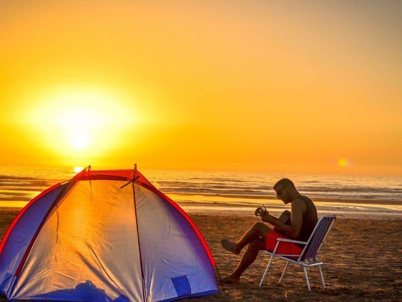 Découvrir la façade atlantique en camping