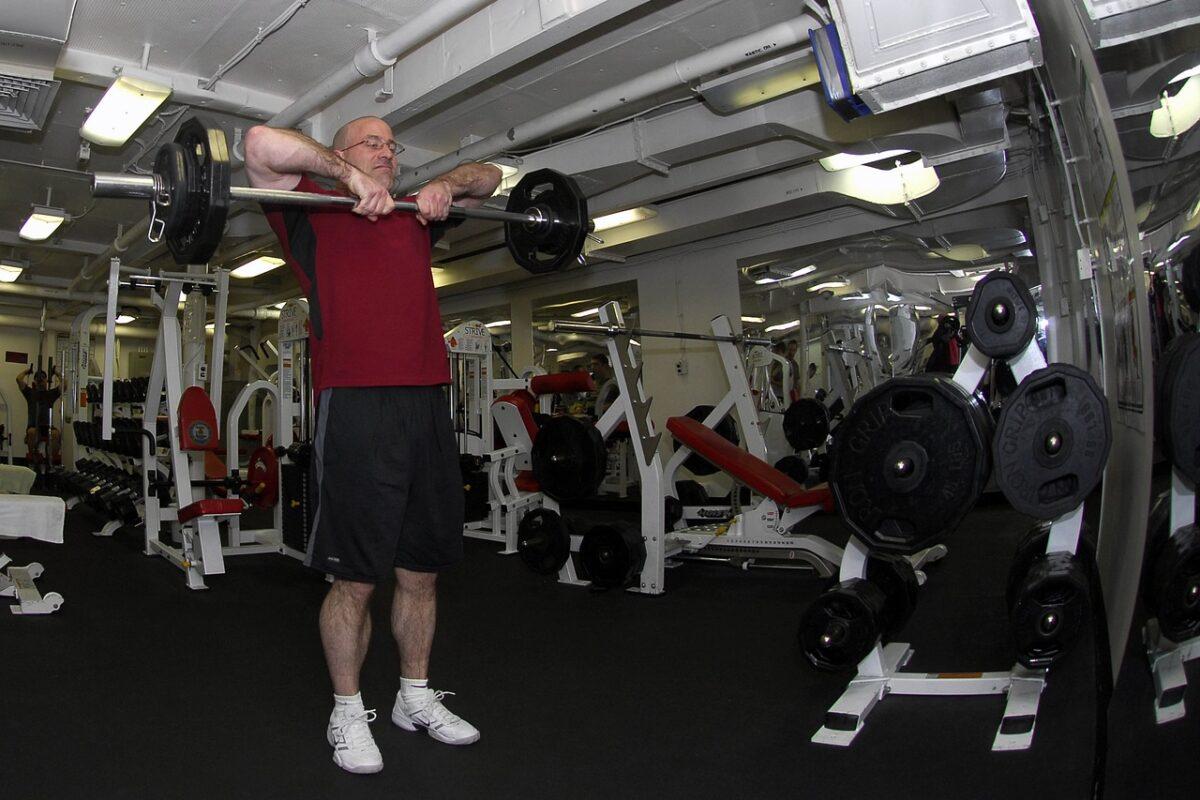 Musculation avec le rowing menton : comment faire?