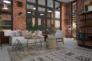 Déco : le style industriel en loft