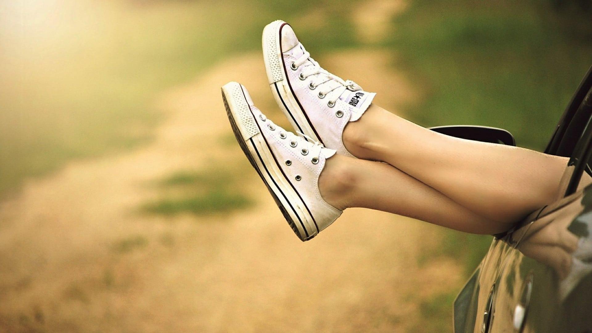 Mode : le bon look avec des sneakers