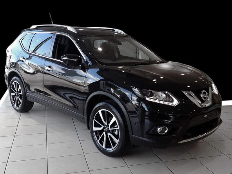 Le Nissan X-Trail, la voiture des grandes explorations