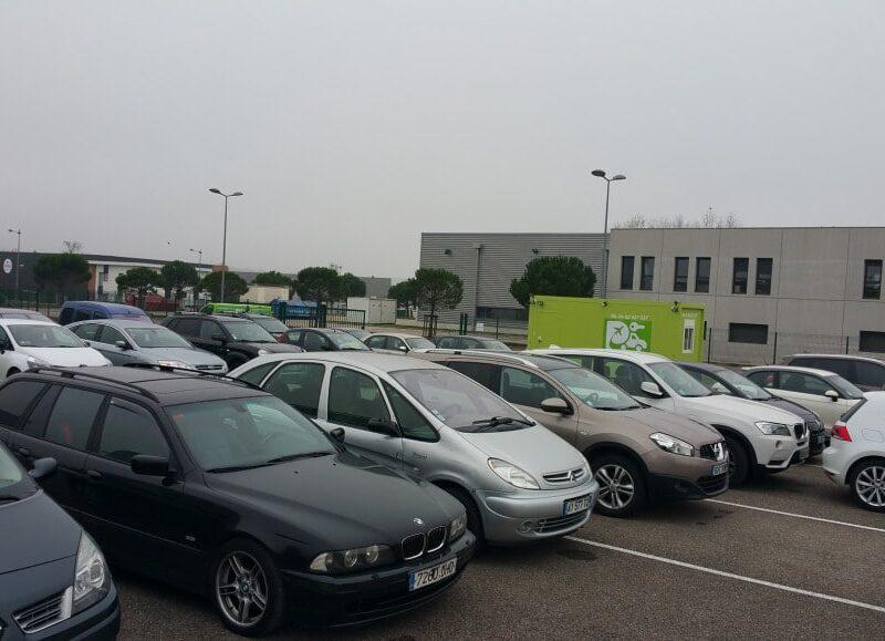 A quoi ressemble le parking d'aéroport idéal pour votre voiture ?