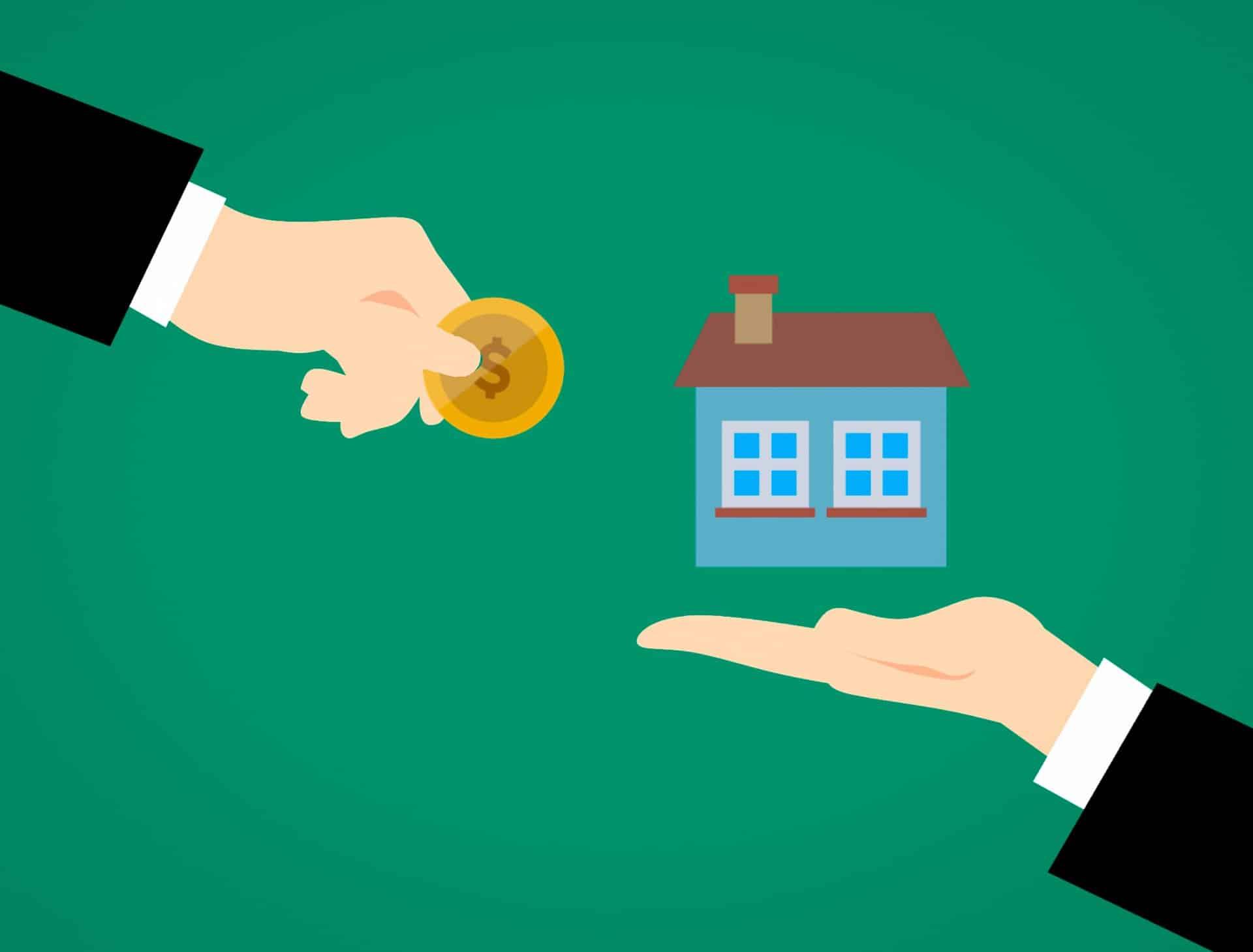 Combien coûtent les frais d'agence immobilière ?