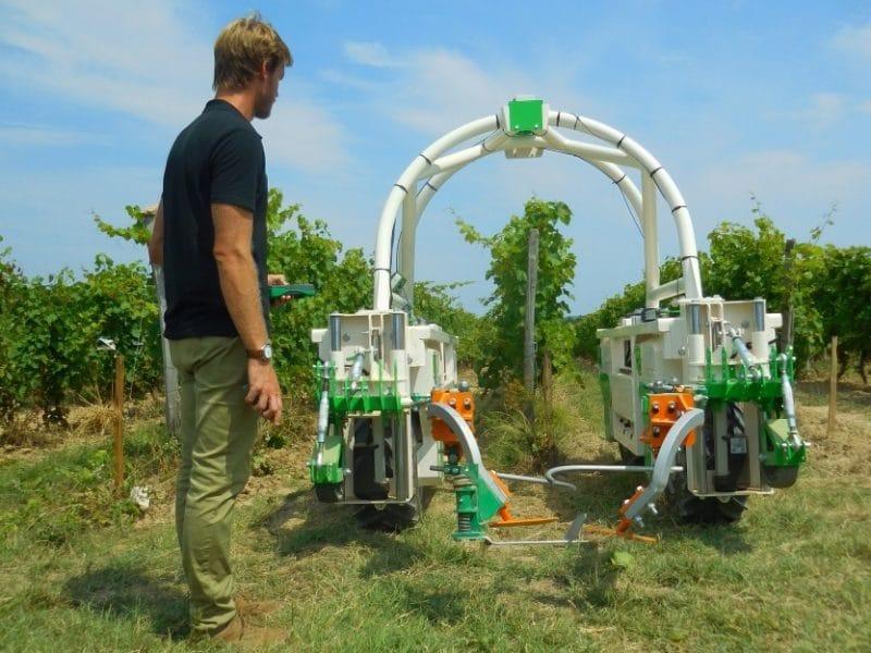 Les nouvelles technologies présentes dans les champs