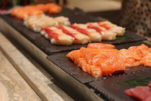 Se former à la fabrication de sushi : le sushiman