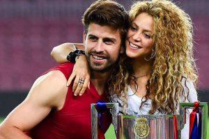 Quel âge a Shakira et qui est son petit ami, Gérard Piqué?