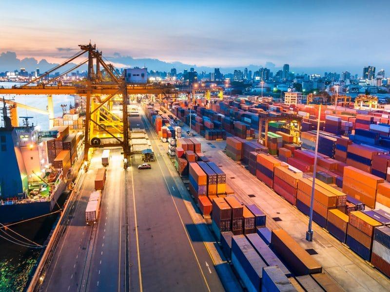 Réacheminement de 3500 conteneurs à Marseille